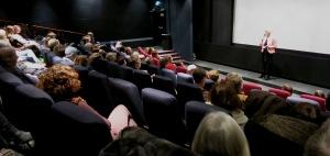 2 Tora Aasland åpner før filmvisning