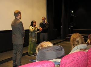 Sampat Pal på Stavanger Kino
