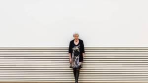 Tora Aasland, foto Stavanger Aftenblad