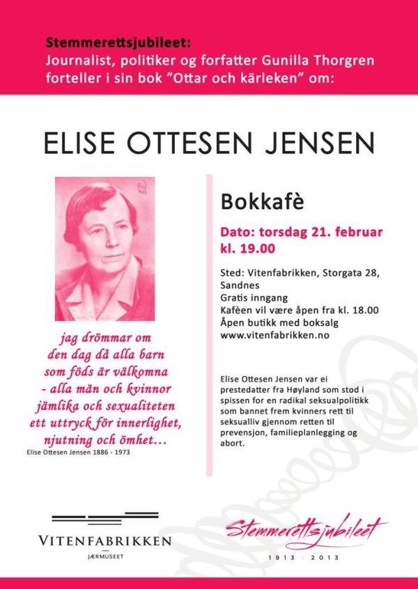 Invitasjon Bokkafe på Vitensenteret