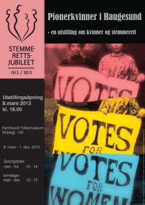 Karmsund museum 8. mars