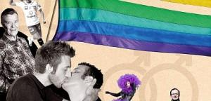 Likestillingslandet Norge homosak