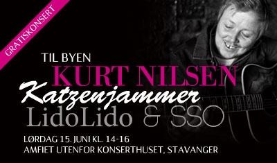 Til Byen Statoil - konsert 2013