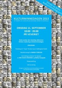 Kulturminnedagen i Gjesdal 11 september
