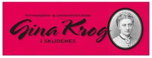 Gina Krog  invitasjon fra Anine