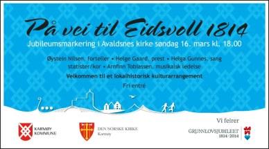 Karmrmøy og Avaldnes jubileumsmarkering_