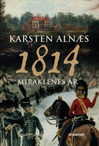 Bokomslag til Karsten Alnæs sin bok.