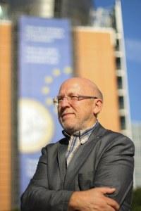 Sven Egil Omdal, journalist og kommentator.