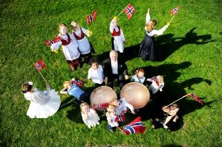 Stavanger Symfoniorkester feirer Grunnlovsjubileet. Foto: SSO