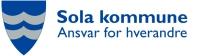 Sola kommune logo Ansvar