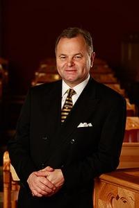 Stortingspresident Olemic Thommessen. Foto: Stortinget/Terje Heiestad.