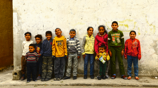 Nablus på Vestbredden i Palestina er Stavangers vennskapsby. Utstillingen vil vise byens historiske utvikling og livet i Nablus i dag. Foto: Eirik Moe.