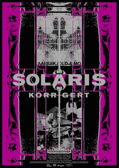 Solaris korrigert plakat